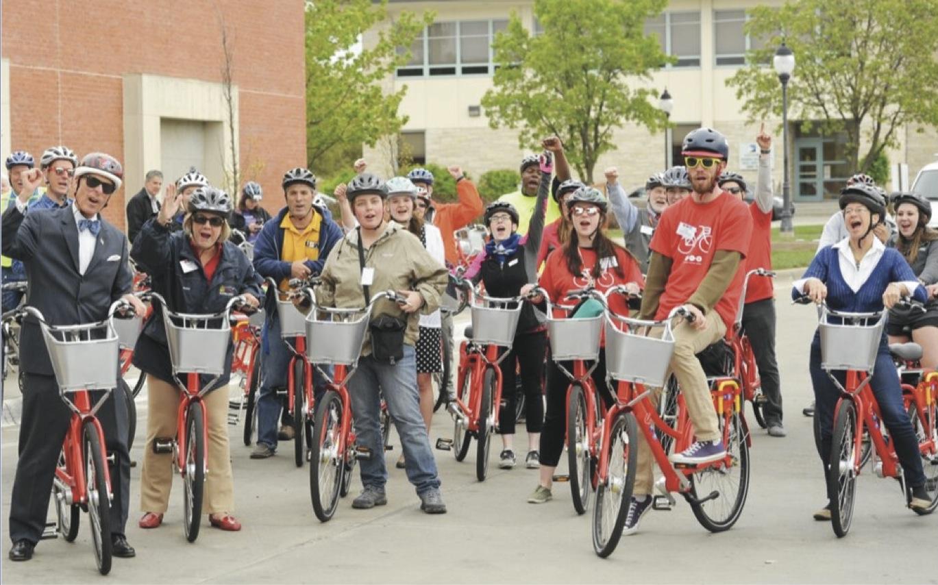 Topeka Bike Share Health Impact Assessment